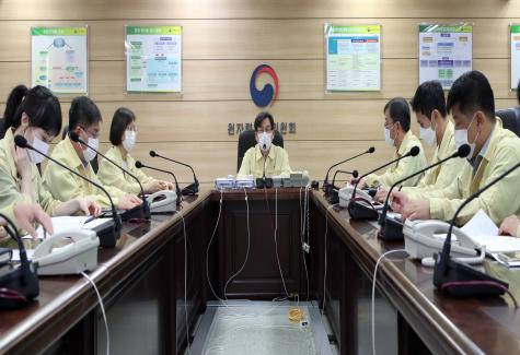 [August 25, 2020] NSSC Held Virtual Meeting to Check Preparedness Against Typhoon)